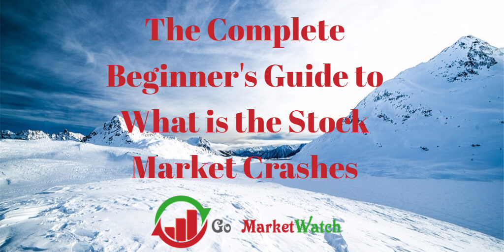 Guide to What is the Stock Market Crash